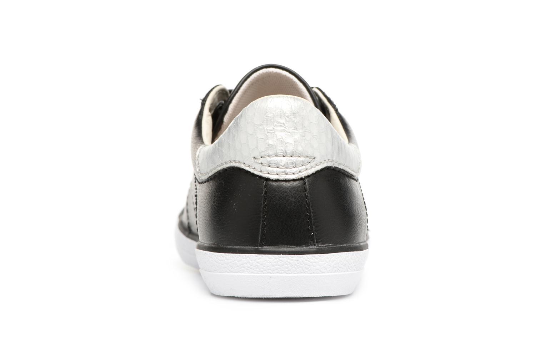 Sneakers Esprit Miana Lace Up Zwart rechts