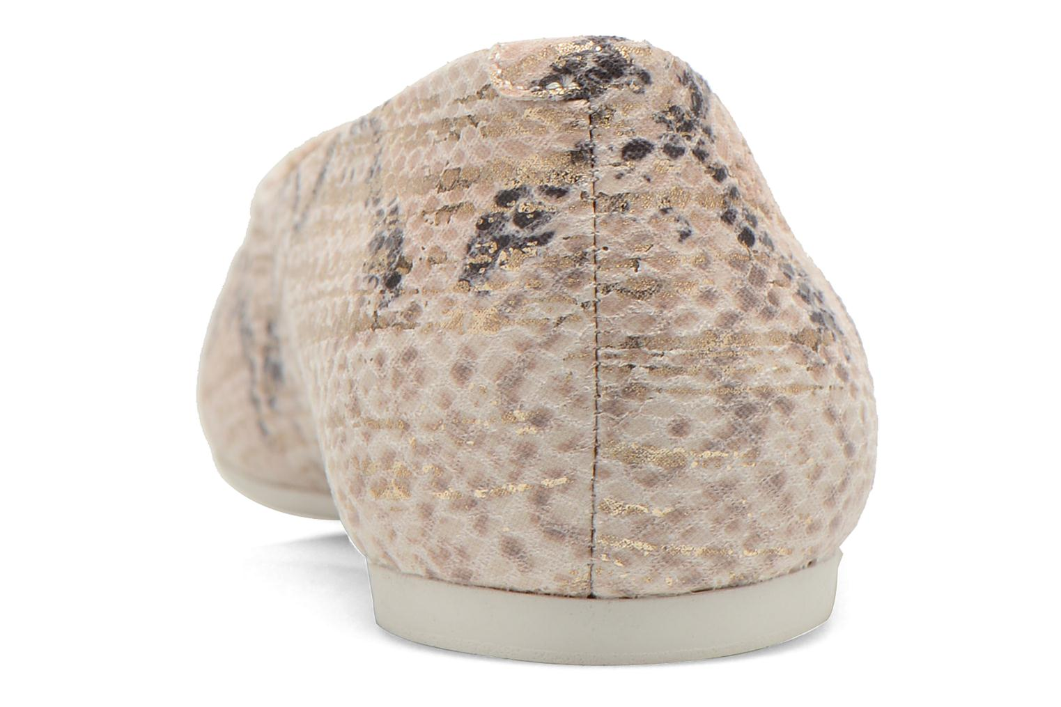 Ballet pumps S.Oliver Rilozy Beige view from the right