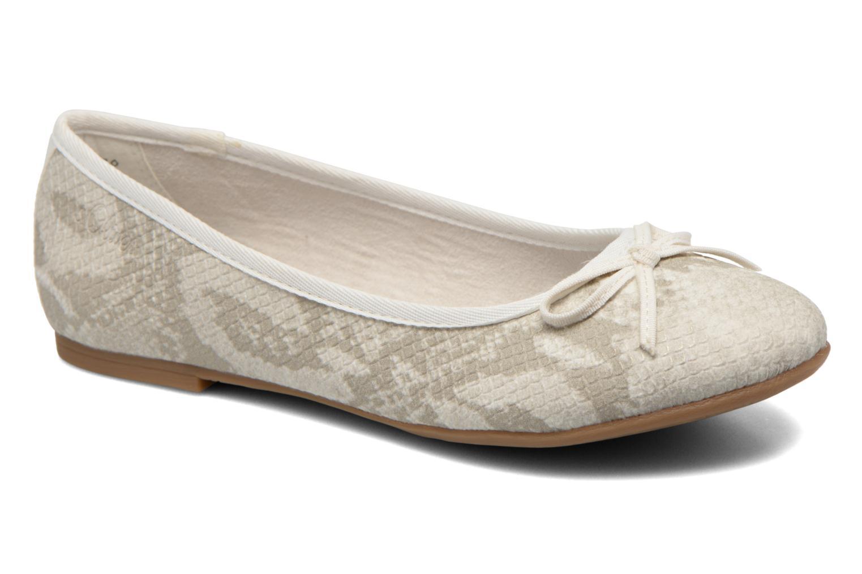 Ballerinaer S.Oliver Depaha Multi detaljeret billede af skoene