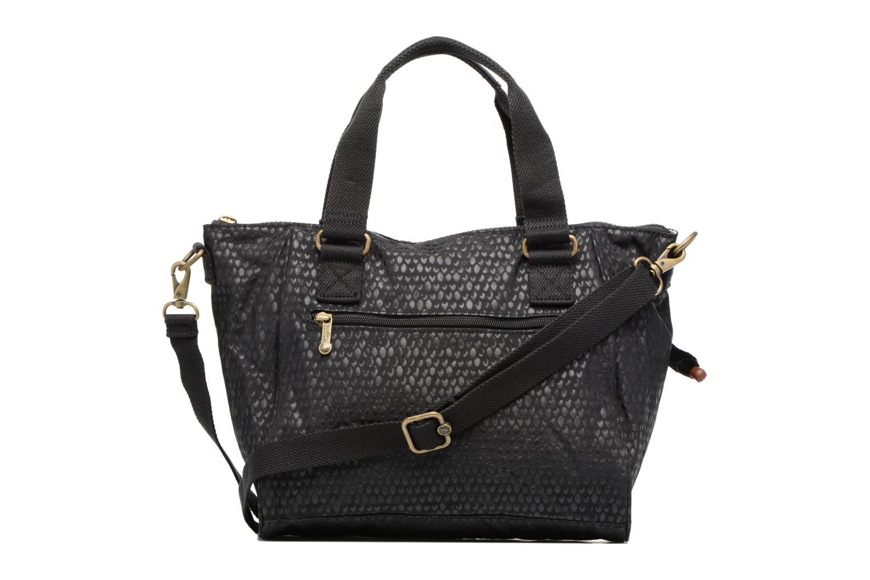 Handtaschen Kipling Amiel schwarz ansicht von vorne
