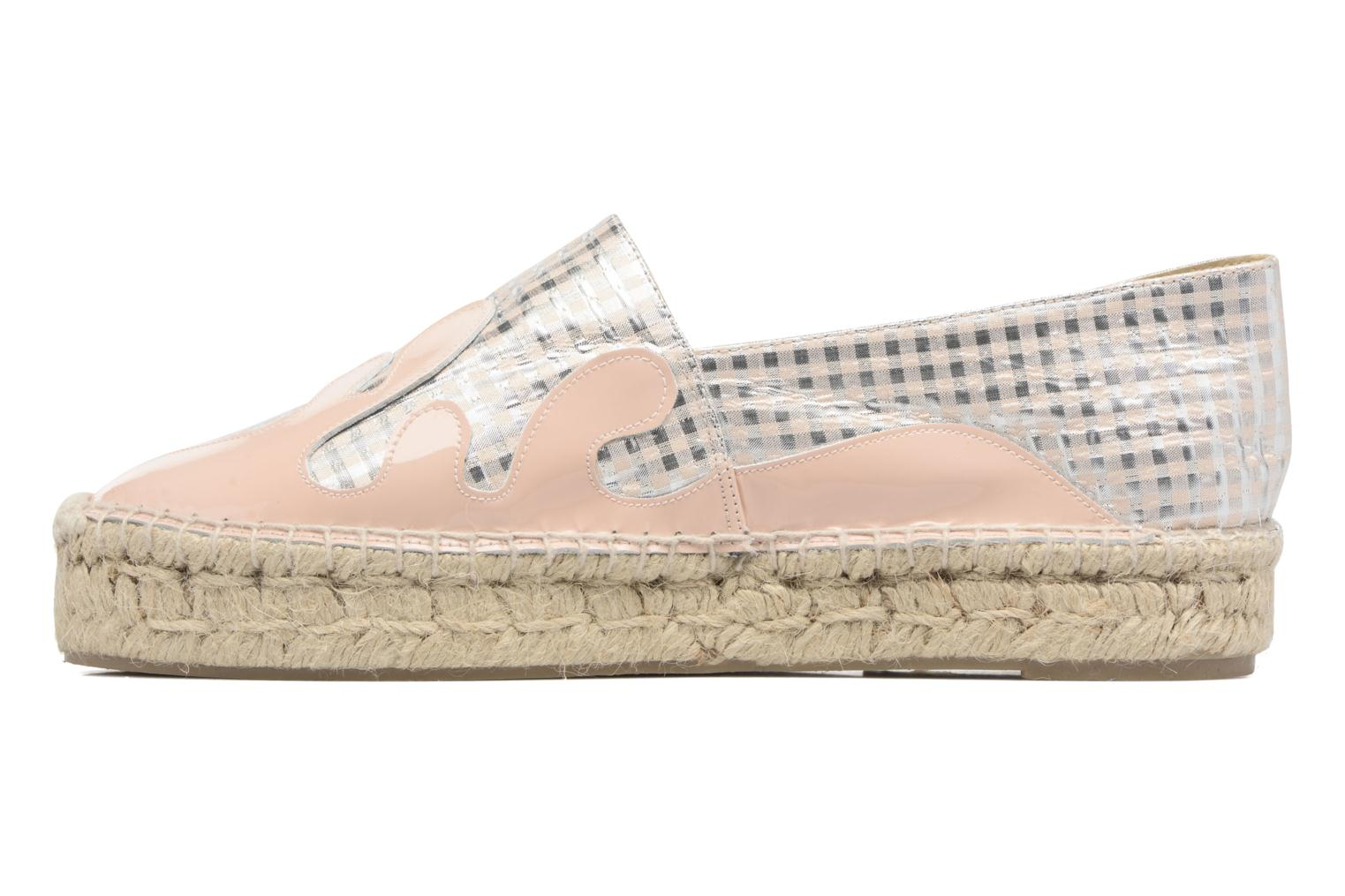 Espadrilles Apologie Ink Pink front view