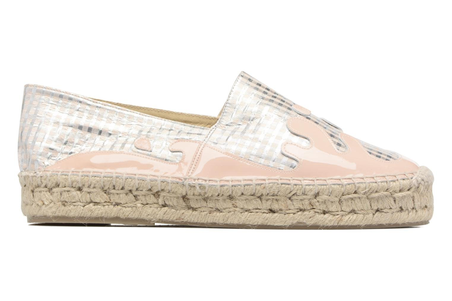 Espadrilles Apologie Ink Pink back view