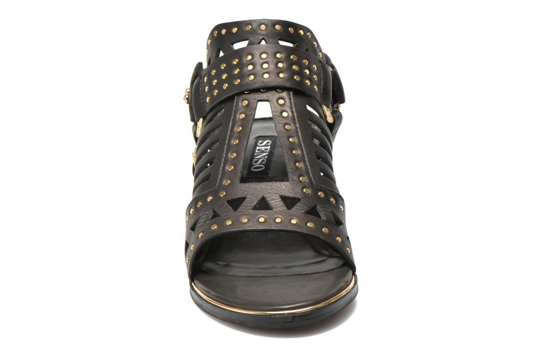 Sandales et nu-pieds SENSO MACKENZY Noir vue portées chaussures
