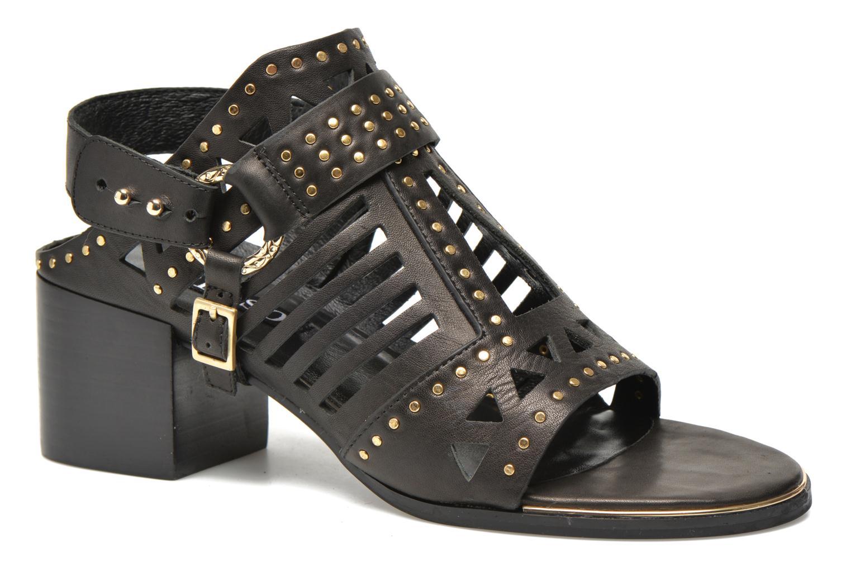 Sandales et nu-pieds SENSO MACKENZY Noir vue détail/paire