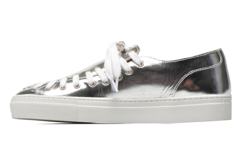 Chaussures à lacets Swear BLAKE 2 BIS Argent vue face