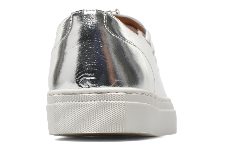 Chaussures à lacets Swear BLAKE 2 BIS Argent vue droite