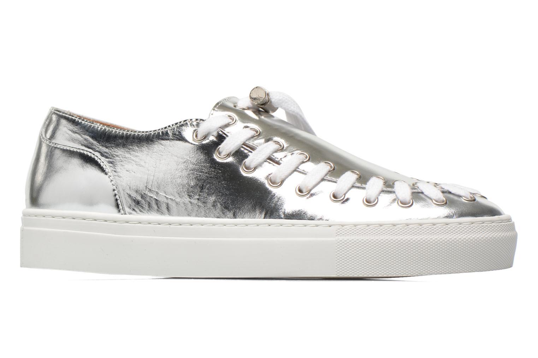 Chaussures à lacets Swear BLAKE 2 BIS Argent vue derrière