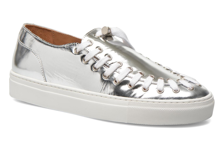 Chaussures à lacets Swear BLAKE 2 BIS Argent vue détail/paire