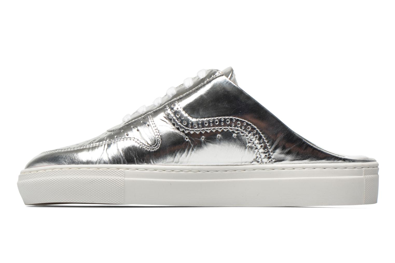 Zapatos con cordones Swear BLAKE 8 Plateado vista de frente