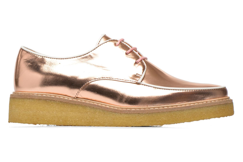 Chaussures à lacets Swear NINA 5 Rose vue derrière