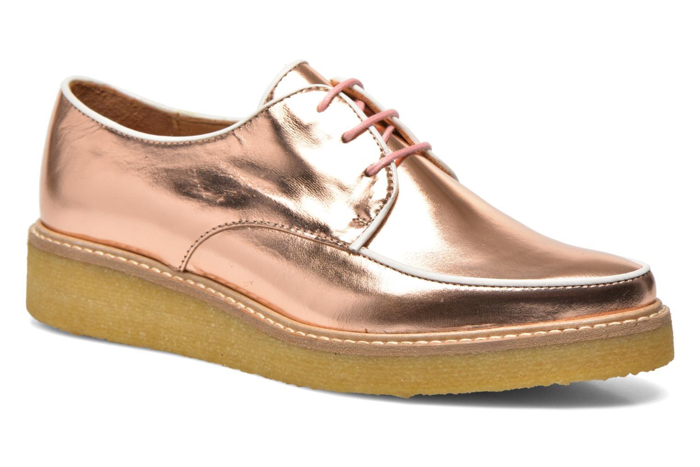 Chaussures à lacets Swear NINA 5 Rose vue détail/paire