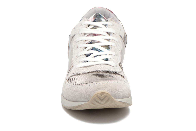 Baskets Ippon Vintage Run Koons Gris vue portées chaussures