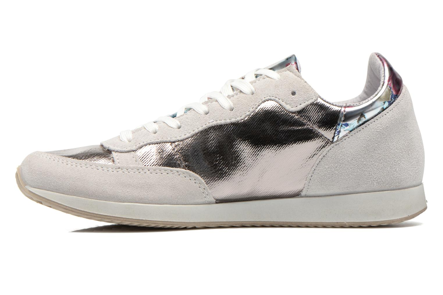 Baskets Ippon Vintage Run Koons Gris vue face