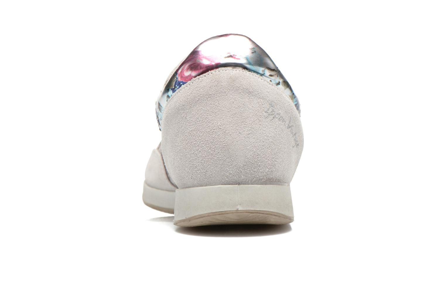 Baskets Ippon Vintage Run Koons Gris vue droite
