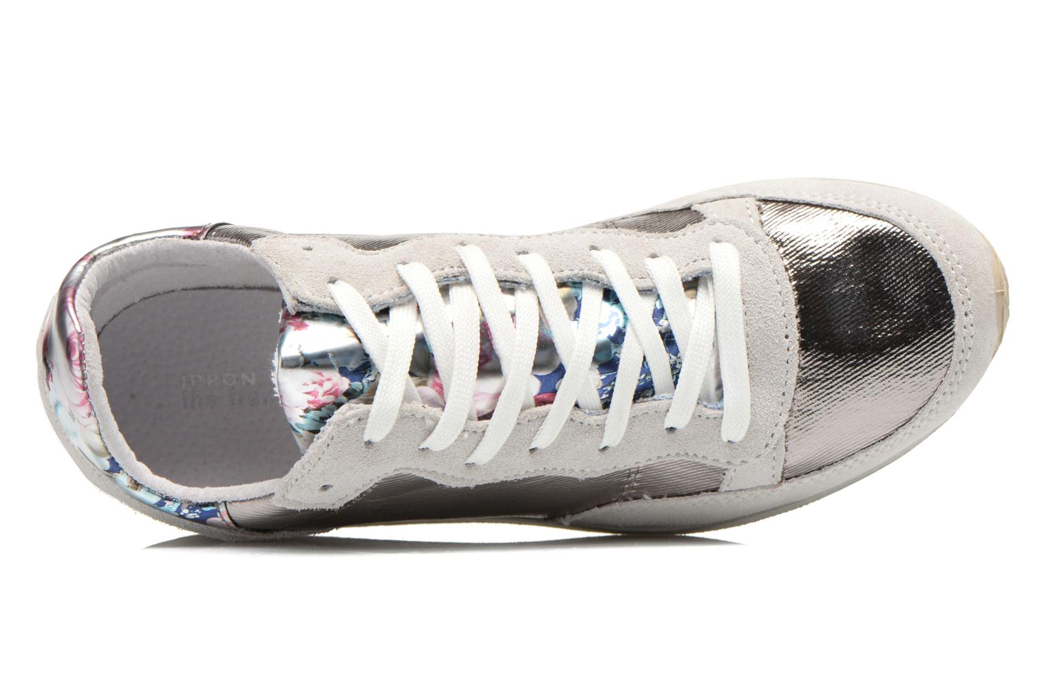 Baskets Ippon Vintage Run Koons Gris vue gauche