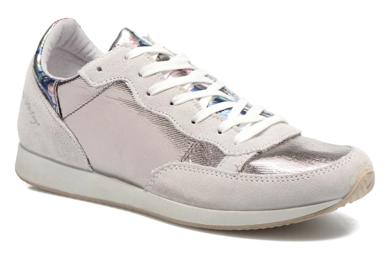 Baskets Ippon Vintage Run Koons Gris vue détail/paire