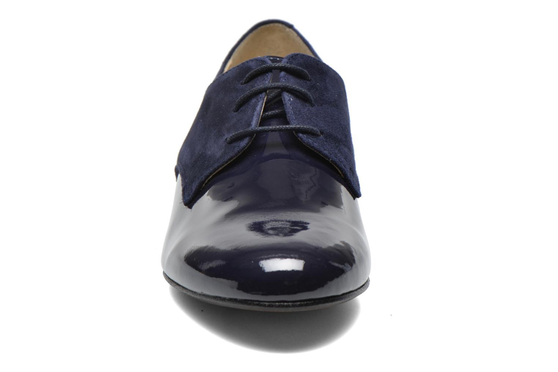 Chaussures à lacets Georgia Rose Volplané Bleu vue portées chaussures