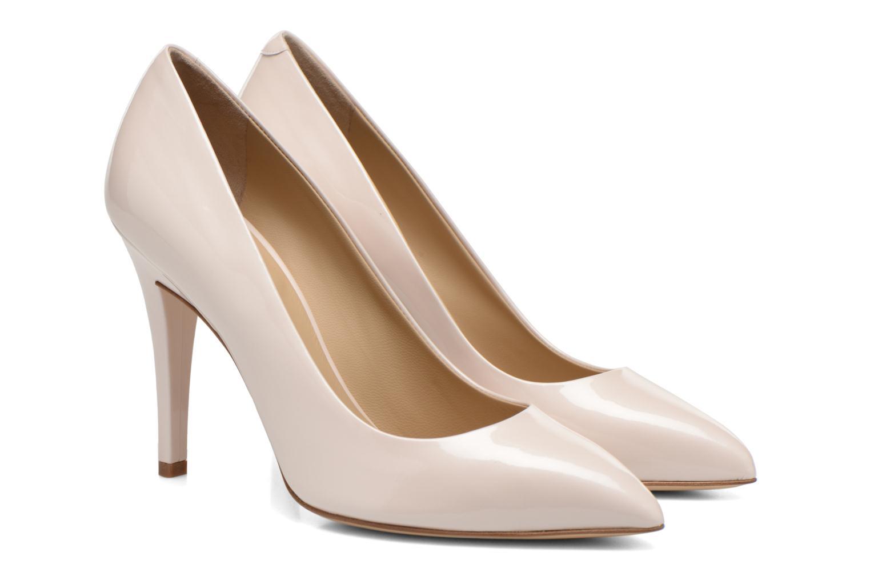 Zapatos de tacón Vicini Jour Rosa vista 3/4