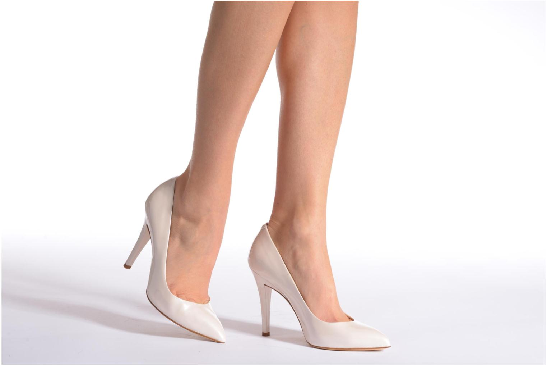 Zapatos de tacón Vicini Jour Rosa vista de abajo
