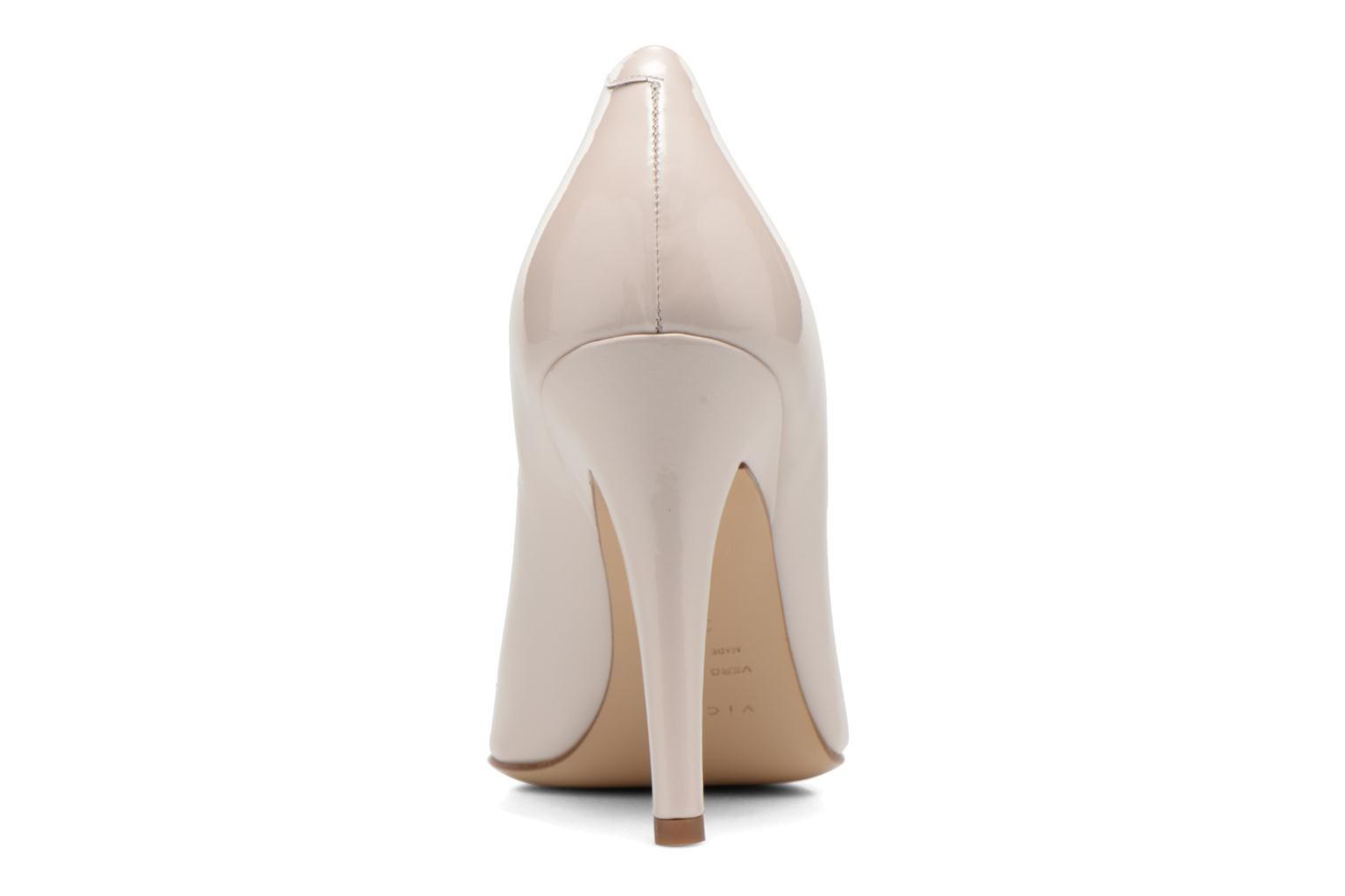 High heels Vicini Jour Pink view from the right