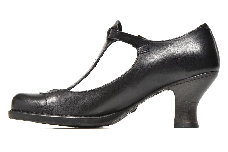 High heels Neosens Rococo S861 Black front view