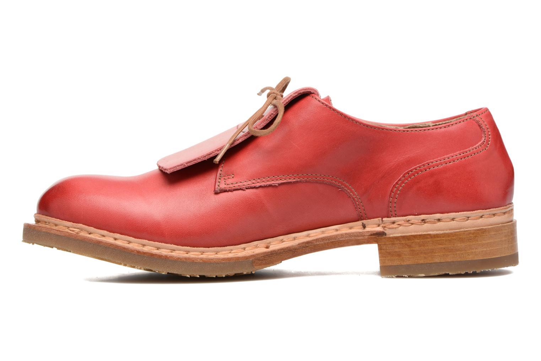Chaussures à lacets Neosens Hondarribi S895 Rouge vue face