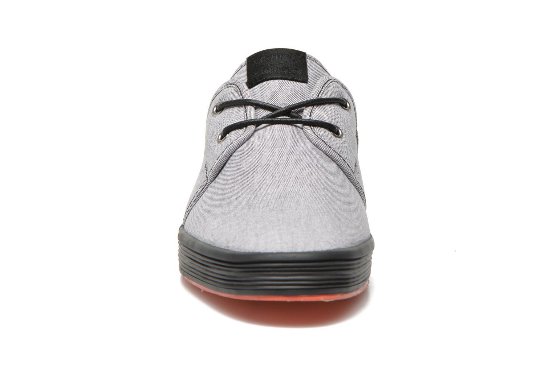 Baskets Fish 'N' Chips SPAM 2 DENIM Gris vue portées chaussures