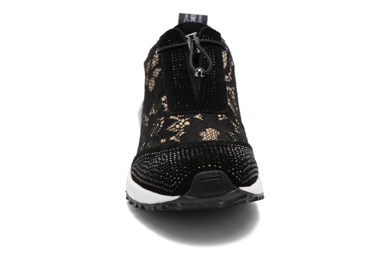 Baskets Liu Jo Mimi basket Noir vue portées chaussures