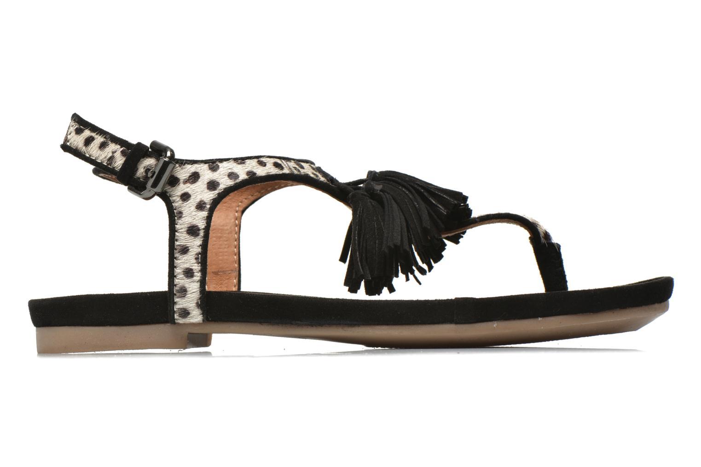 Sandales et nu-pieds SPM NANTES 2 Multicolore vue derrière