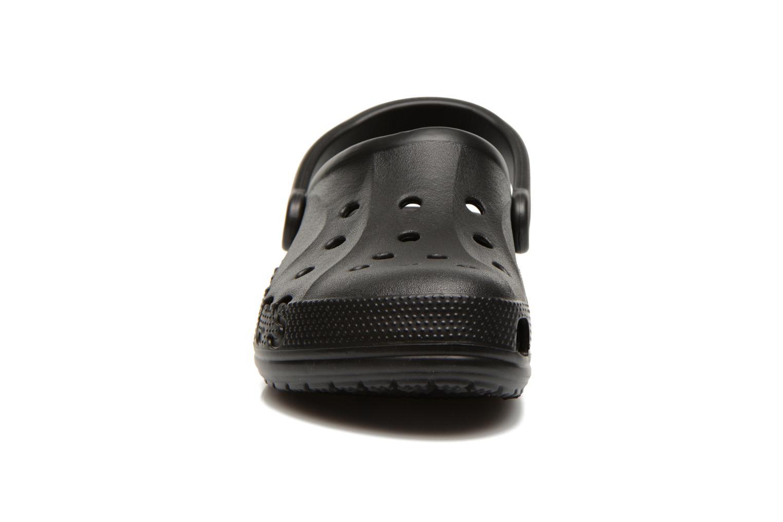 Mules et sabots Crocs Baya F Noir vue portées chaussures