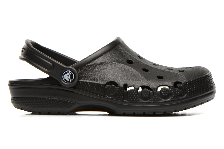 Mules & clogs Crocs Baya F Black back view