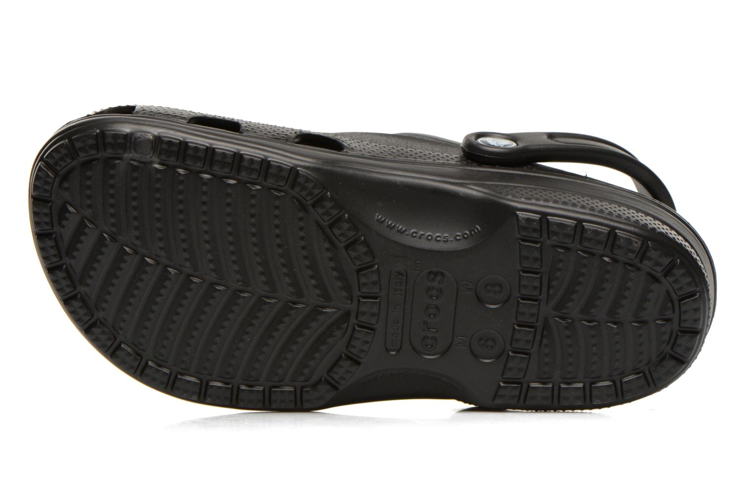 Mules & clogs Crocs Baya F Black view from above