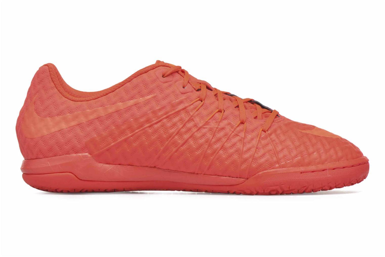 Chaussures de sport Nike Hypervenomx Finale Ic Orange vue derrière