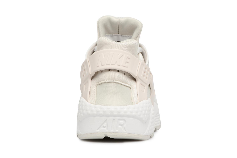 Sneakers Nike Wmns Air Huarache Run Wit rechts