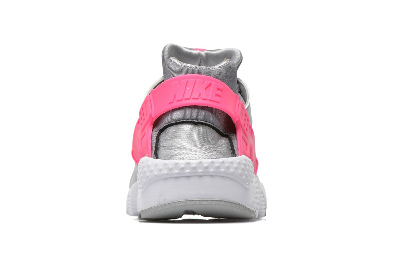 Sneakers Nike Nike Huarache Run (Gs) Grigio immagine destra