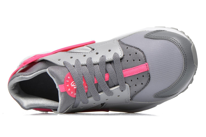 Sneakers Nike Nike Huarache Run (Gs) Grigio immagine sinistra