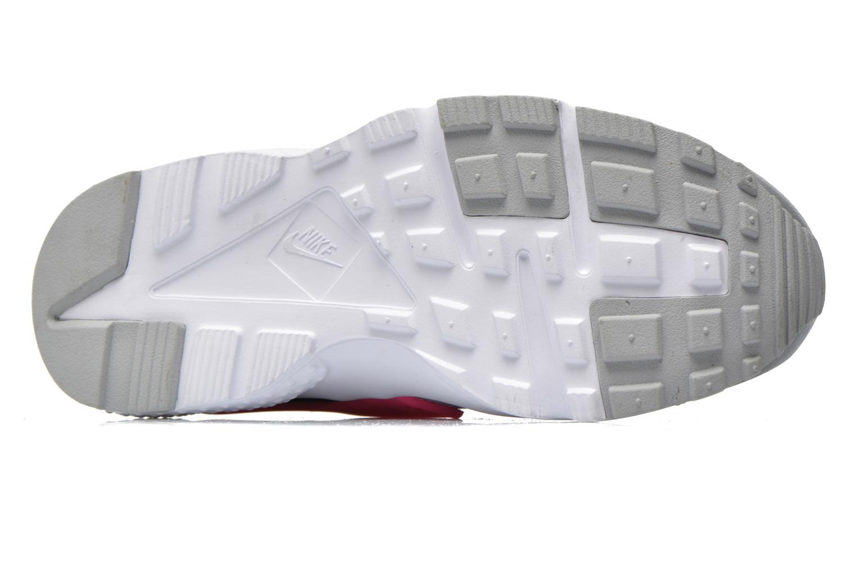 Sneakers Nike Nike Huarache Run (Gs) Grigio immagine dall'alto