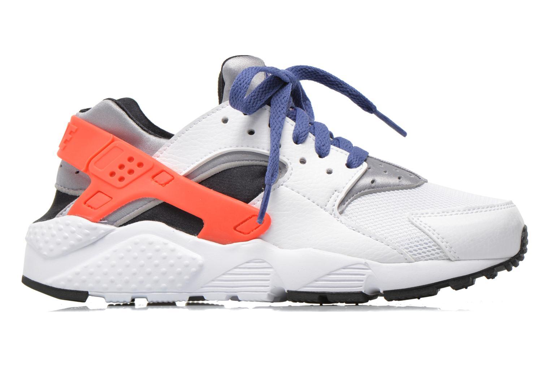 Nike Huarache Run (Gs) Wht Ttl Crmsn-Blck-Dk Prpl Dst