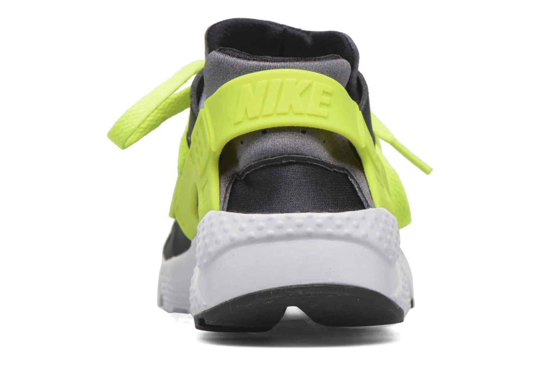 Sneaker Nike Nike Huarache Run (Gs) schwarz ansicht von rechts