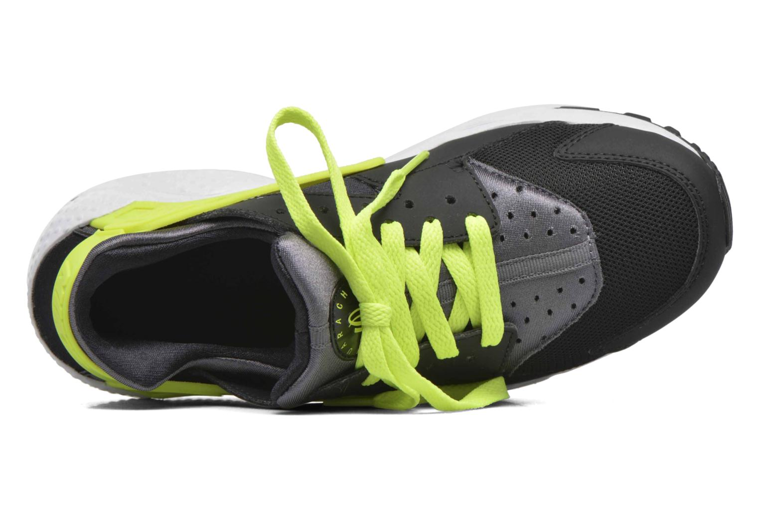 Nike Black Gs grey Run volt white dark Nike Huarache p1rqUp