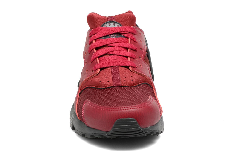 Trainers Nike Nike Huarache Run (Gs) Burgundy model view