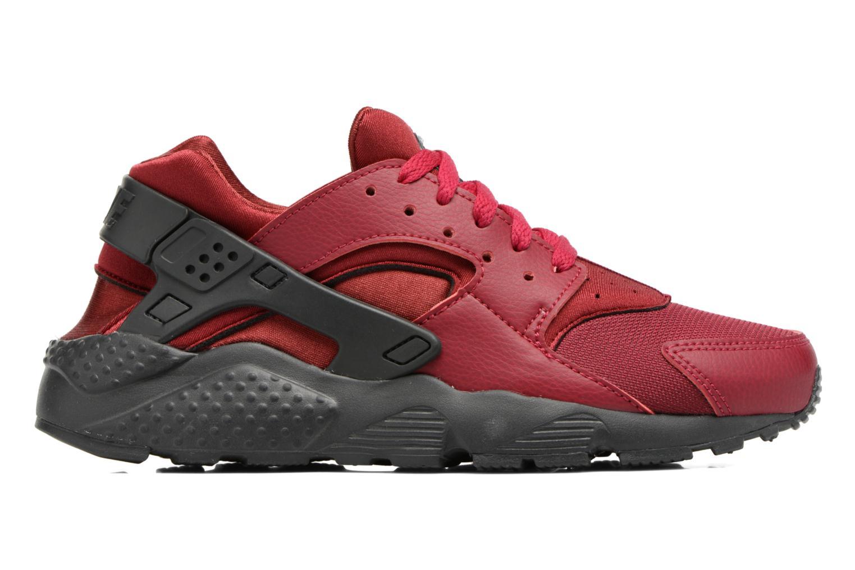 Trainers Nike Nike Huarache Run (Gs) Burgundy back view