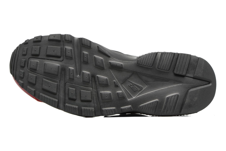 Deportivas Nike Nike Huarache Run (Gs) Vino vista de arriba