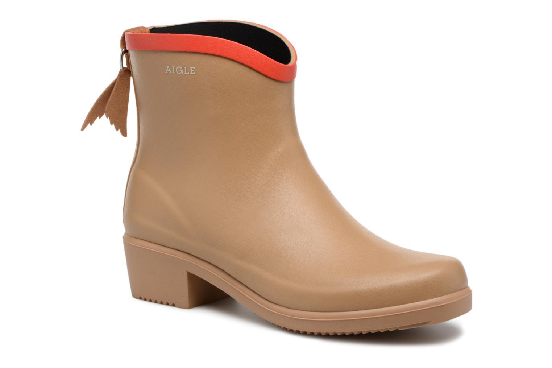 Zapatos promocionales Aigle MS Juliette BOT (Beige) - Botines    Cómodo y bien parecido