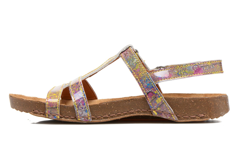 Sandales et nu-pieds Art I Breathe 889 Multicolore vue face