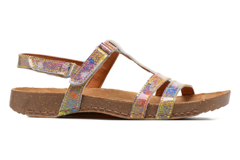 Sandales et nu-pieds Art I Breathe 889 Multicolore vue derrière