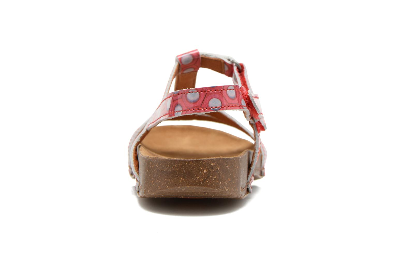 Sandales et nu-pieds Art I Breathe 889 Multicolore vue droite