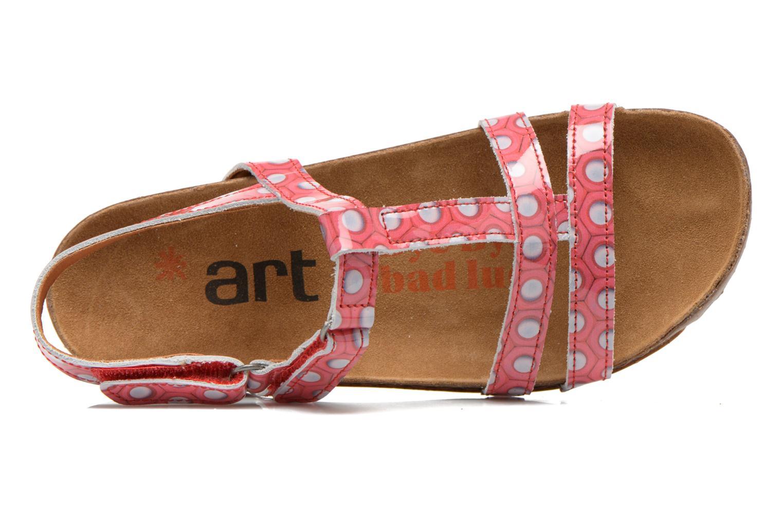 Sandales et nu-pieds Art I Breathe 889 Multicolore vue gauche
