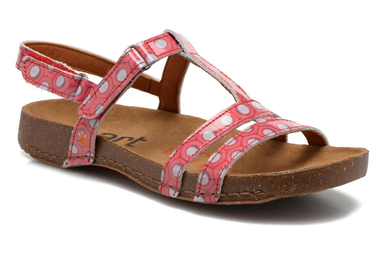 Sandales et nu-pieds Art I Breathe 889 Multicolore vue détail/paire