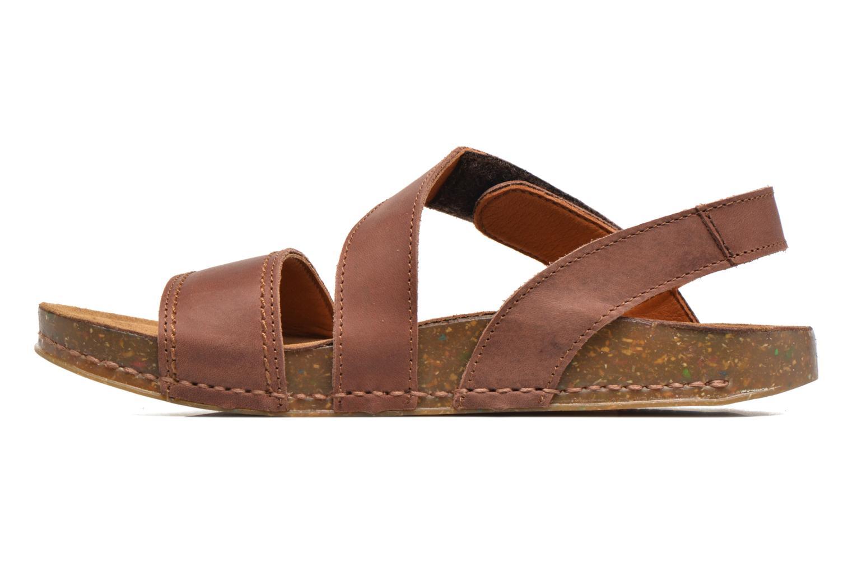 Sandali e scarpe aperte Art We Walk 868 Marrone immagine frontale